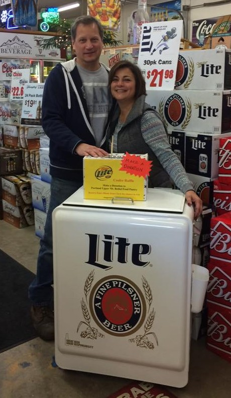 Mt Bethel Beverage Craft Beer Cooler